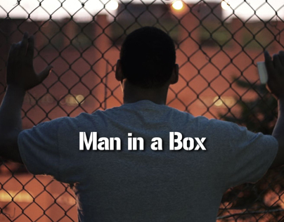 Man in a Box Teaser