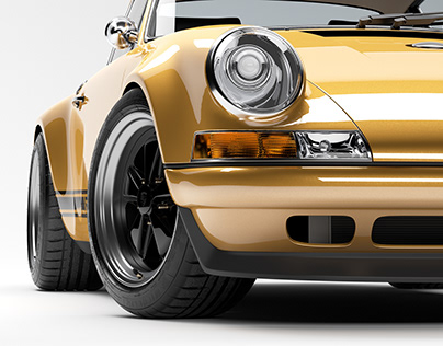 911 reimagined by Singer