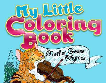 Coloring Book App Artwork