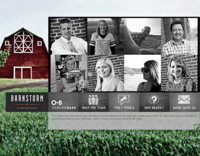 Monsanto Top Producer Program Microsite