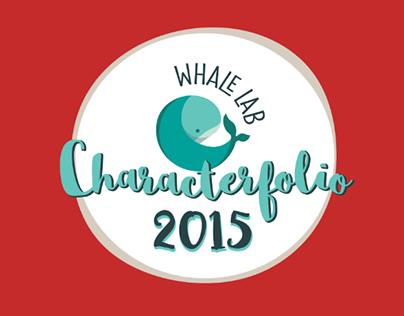 Characterfolio 2015 | ILLUSTRATION