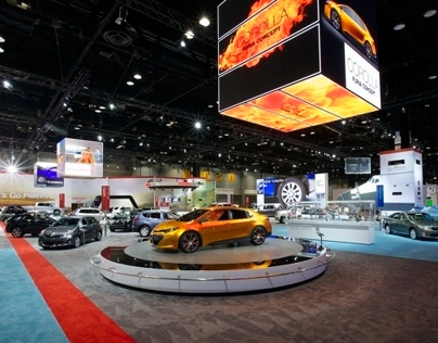 Toyota - 2013 Chicago Auto Show