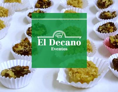 Rediseño logotipo El Decano