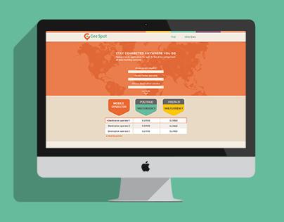 GeeSpot Branding&UI