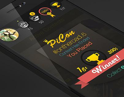 PiCon App & interaction demo