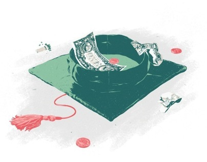 The New York Times Sunday Business Illustration
