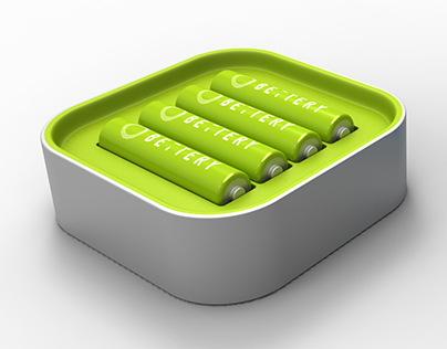 Bettery - Rechargeable Batteries