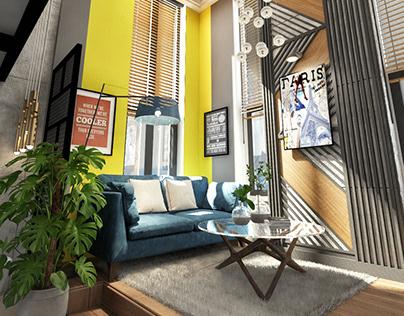 CICILIA HOTEL ROOM 101