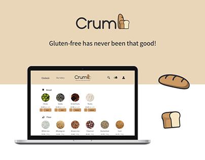 Crumb | Online gluten-free bakery