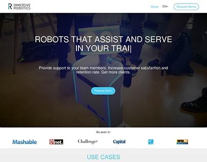 Immersive Robotics