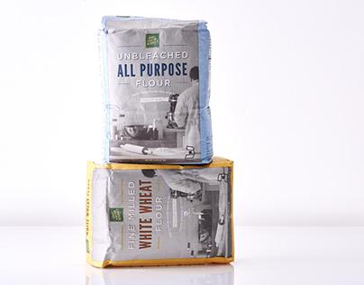 The Fresh Market Baking Line Packaging Design