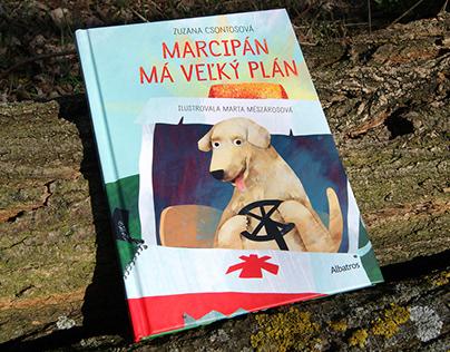 Marcipán má veľký plán