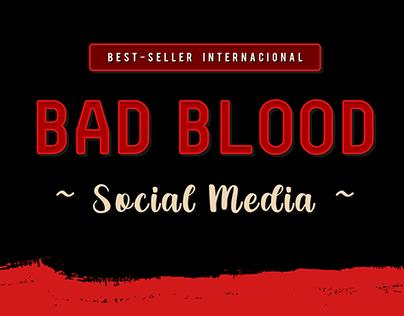 Social Media - Bad Blood (Best-Seller Internacional)