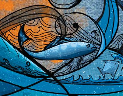 Fish & the Sea