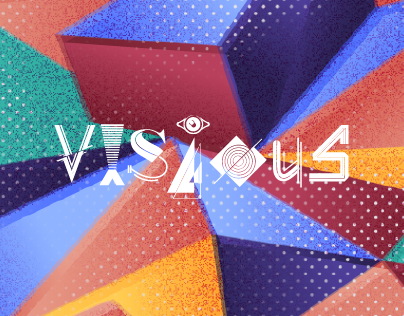 Visious Studio Landing Page