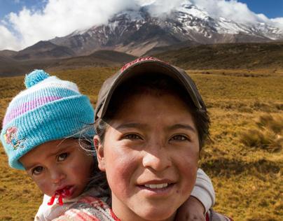LOS ANDES: CHIMBORAZO