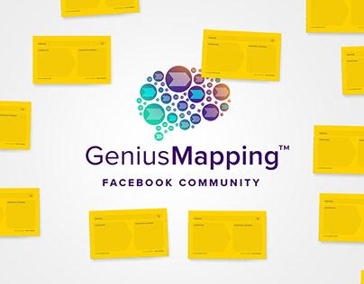 GeniusMapping™ Rebrand
