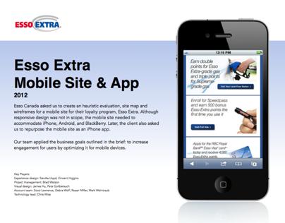 app extra