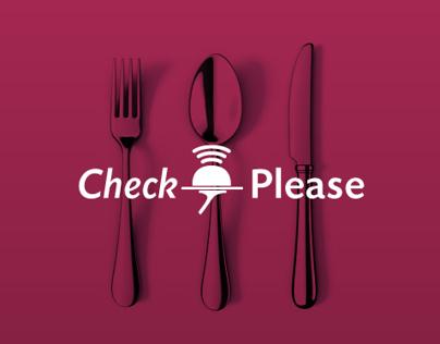 Check Please — Brand - UI/UX