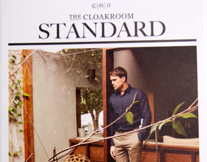 The Cloakroom Standard | Issue 2, 2013