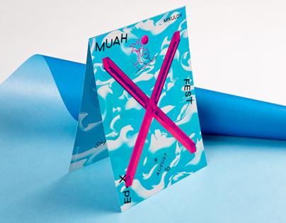 MUAH! Ed. X