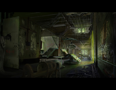 Concept Art for Film's and Games