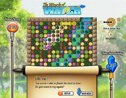 Game Interface & Logo