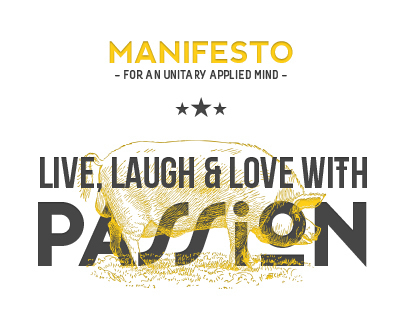 Manifesto - The Original Arthouse Co.