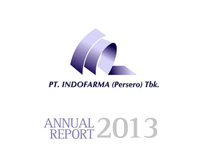 Indofarma 2013 Annual Report