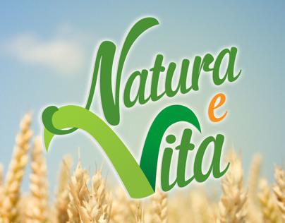Logo natura e vita