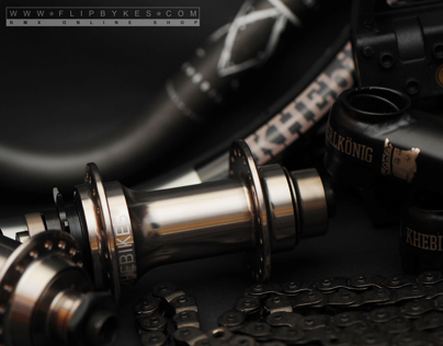 Product Photography - KHE Bikes