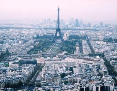 Paris + Film