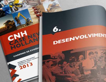 CNH - Case New Holland - Pesquisa Você S/A