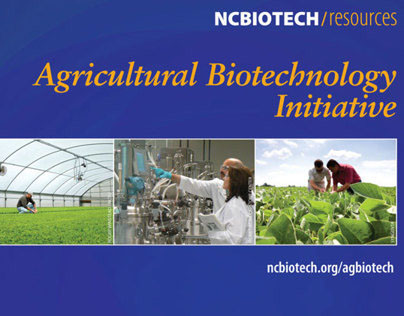 AgBiotech Pop-Up Display