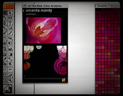 In The Mod: Color Analytics + Visualizations