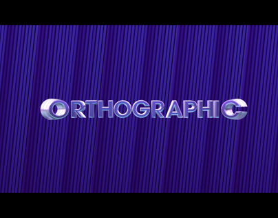 orthographic reel 2013