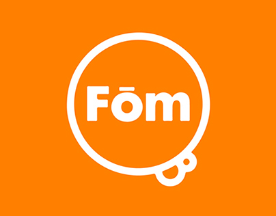 FŌM Portable Hand Wash Identity Design & Package Design