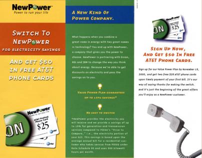 NewPower - Make The Switch