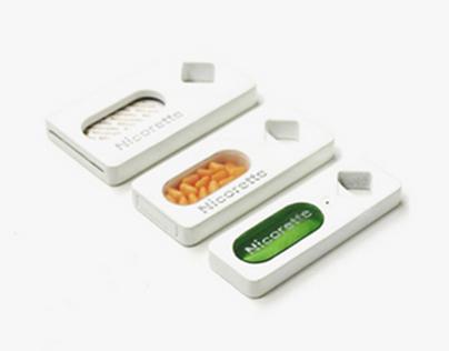 NICORETTE - Packaging & Branding