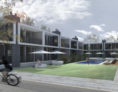 Carabassa Squash Apartments