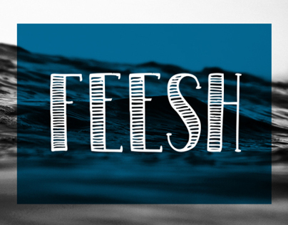 Feesh Typeface