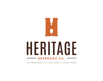 Logo Design for Heritage Beverage Co.