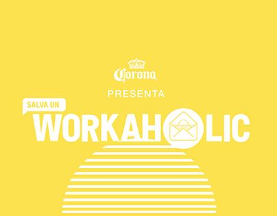 Salva un workaholic by Corona
