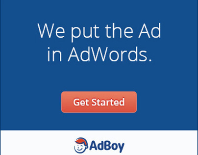 Banners: We Put The Ad in AdWords