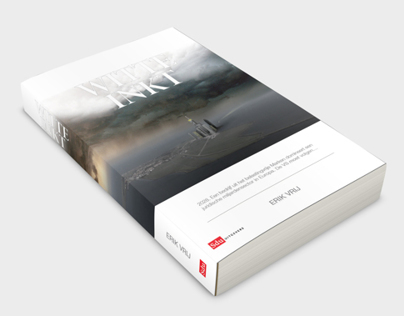 Book cover and website White Ink