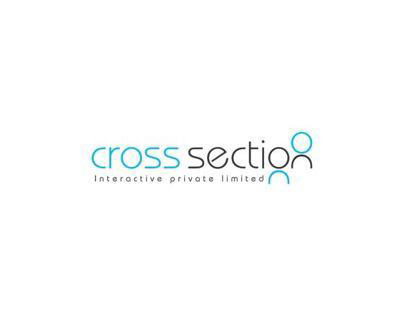 BRAND IDENTITY FOR CROSS SECTION