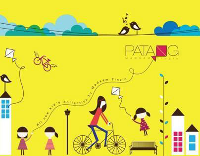 BRAND IDENTITY FOR PATANG