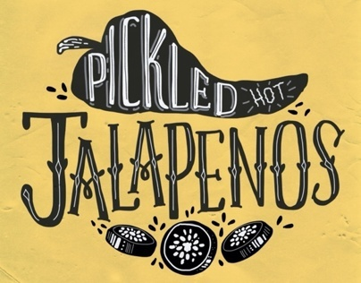 Handlettering Projects