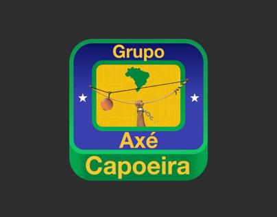 Axe Capoeira Belgorod identity