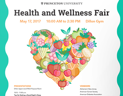 2017 Health Fair | Princeton